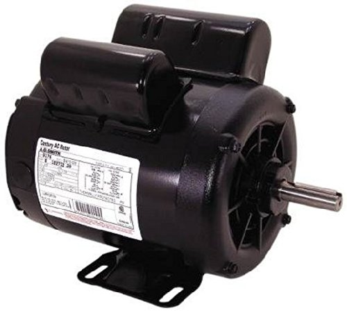 2 Hp Spl 3450Rpm M56 Frame 115/230 Volts Replacement Air Compressor Motor - Ao Smith Electric Motor