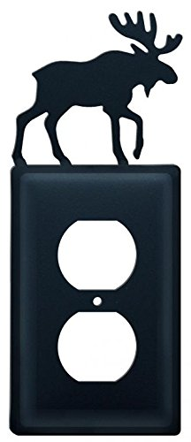 EO-19 Moose Single Outlet Electric Cover