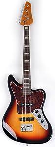 SX Ursa 4 JR RN 3TS Short Scale Bass Guitar