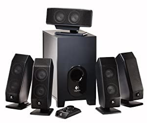 Sound Speaker System with Subwoofer: Artist Not Provided: Electronics