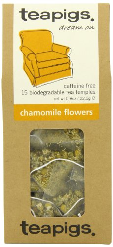 Tea Pigs Chamomile Flowers 15 Teabags