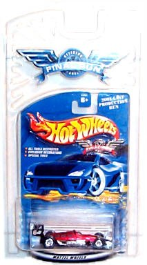 Hot Wheels/Mattel Wheels - Hot Wheels 500, #7 of 12 - 2001 Final Run (Retiring Models-Last Production Run) - 1