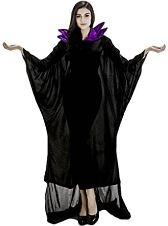 OURS Costumes Women's Maleficent Witch Adult Costume