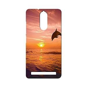 BLUEDIO Designer Printed Back case cover for Lenovo K5 Note - G6927
