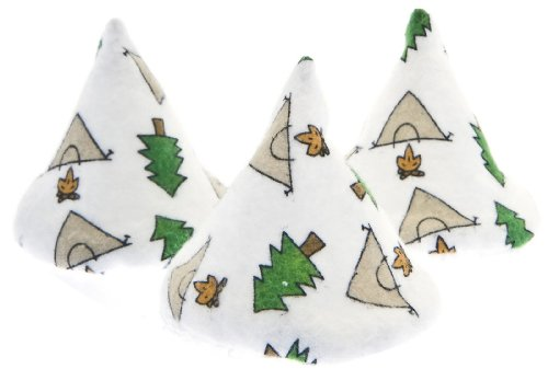 Beba Bean Pee-pee Teepee Camping - Cellophane Bag