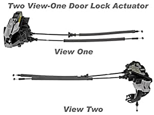 Apdty 048157 door lock actuator one integrated for 12v door latch