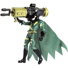 Mattel Batman The Dark Knight Body Cannon Batman [Toy]