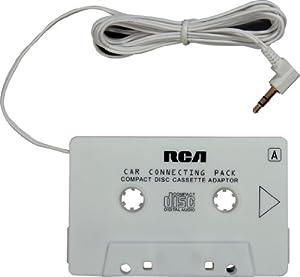 RCA AH760R CD/Auto Cassette Adapter