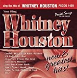 41WrKPw15sL. SL160  Sing The Hits Of Whitney Houston   New and Greatest Hits (Karaoke)