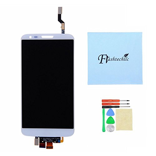 White Lcd Display Touch Screen Digitizer Assembly For Lg Optimus G2 D800 D801 D803 B+