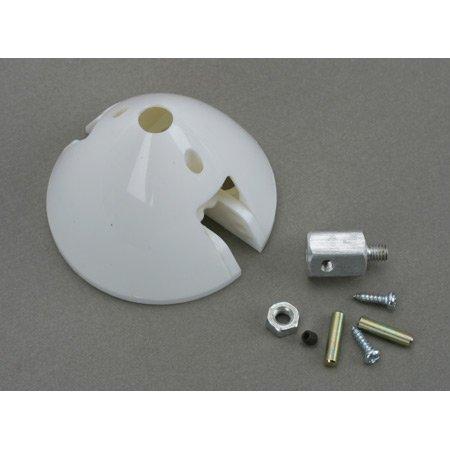 Parkzone Prop Adapter & Spinner Set: Radian/Pro PKZ1018