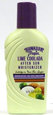 Cheapest Hawaiian Tropic Lime Coolada After Sun Moisturizer, 4 Oz (Pack of 6) from Hawaiian Tropic - Free Shipping Available