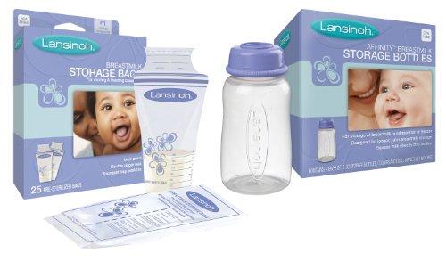 Breast Milk Freezer Bags front-1076760