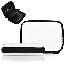 CaseCrown Brushed Granite Case (White) for Hard Drive
