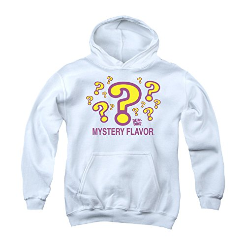Dum Dums 1950's Classic Lollipop Candy Mystery Flavor Big Boys Pull-Over Hoodie