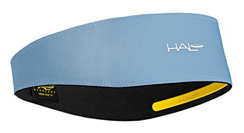 Halo headband(ヘイロ ヘッドバンド) Halo II (ヘイロ II) プルオーバー (ヘッドバンドタイプ) [バンド幅 約5cm] [フリーサイズ] ライトブルー H0002LB ライトブルー