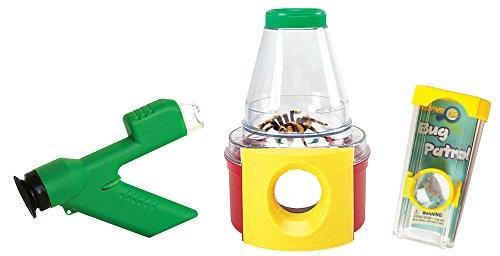 Educational Insights Geosafari Jr Bug Scene Investigator Kit