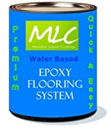 MLC Water Based Flooring Epoxy Gray
