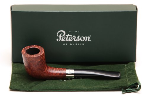 Peterson Aran 268 Tobacco Pipe Fishtail
