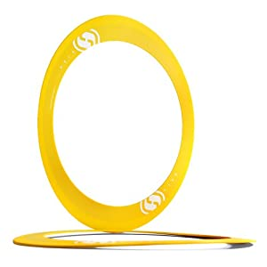 Hela Throwing Disc, Yellow, One Size