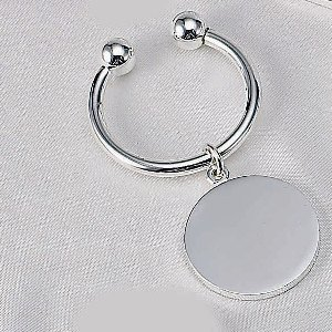 C RING ROUND KEY HOLDER