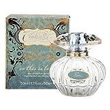 Disney Collection Cinderella So This Is Love... Eau De Parfum Spray 1.7 fl. oz, Limited-Edition, NEW!