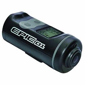 EPIC Action Camera - Black