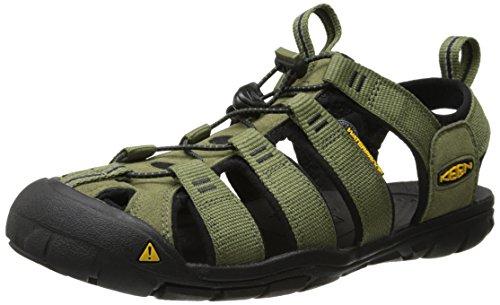 Men's Keen 'Newport H2' Sandal, Size 12 M - Green