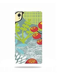 alDivo Premium Quality Printed Mobile Back Cover For Sony Xperia Z1 / Sony Xperia Z1 Printed Mobile Case (XT-037U-3D-D10-SXZ1)