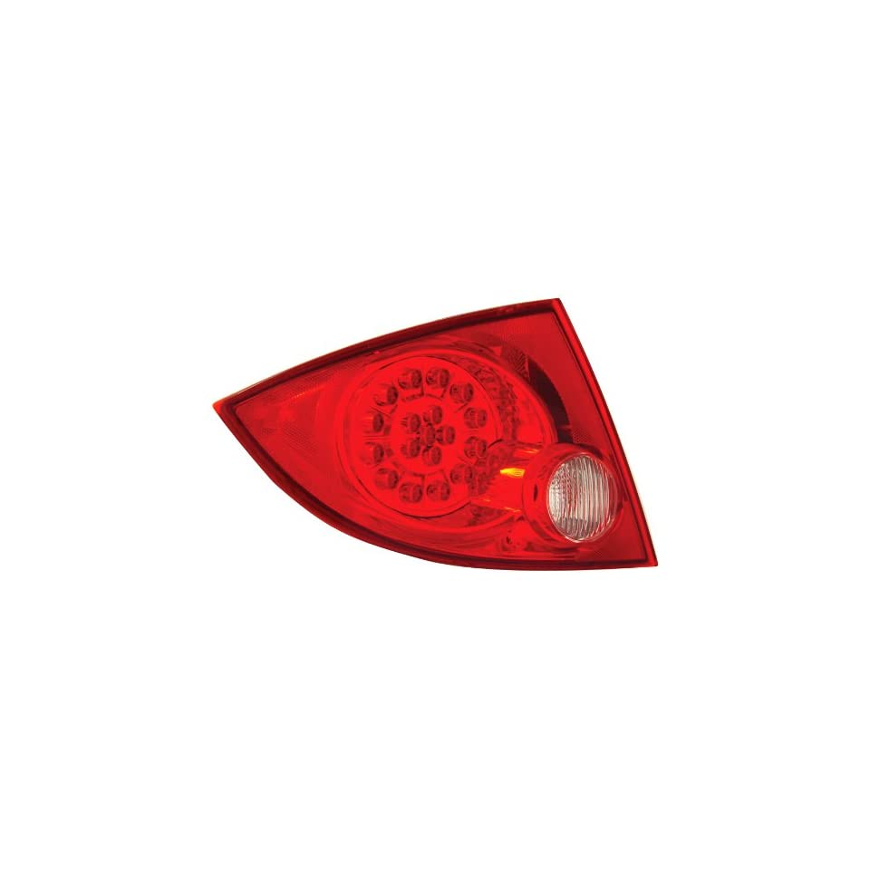Anzo USA 321081 Chevrolet Cobalt LED Red/Clear Tail Light Assembly   (Sold in Pairs)