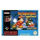 echange, troc The Magical Quest Starring Mickey Mouse (SNES) [Import allemand]