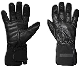 StrongSuit 20800-M Stroker Cold-Weather Motorcycle Gloves, Medium