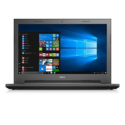Dell inspiron 15 3000 series laptop black 156 hd truelife intel pdc processor 8gb ram 1tb hdd