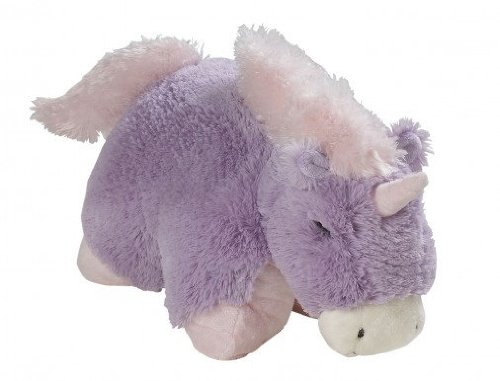 "My Pillow Pets Lavender Unicorn 11"" - 1"