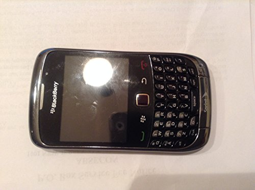 Blackberry Curve 8530 Sprint Cdma Cell Phone With 3G, Os 5.0, 2Mp Camera, Qwerty Keyboard, Gps And Wi-Fi - Black