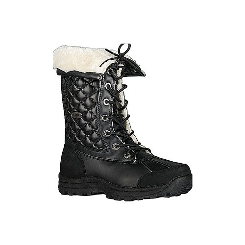 Women's Lugz Tambora Fashion Snow Boots BLACK 6 M