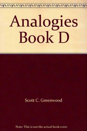 Analogies Book D