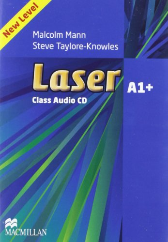 Laser A1+: Class Audio CDs