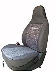 Autofact Car Seat Covers With 4pc Car Sun Shade For Maruti Swift Old Model