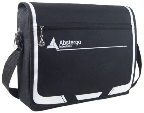 Assassin's Creed Abstergo Industries Messenger Bag