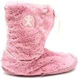 W1277LPK Bedroom Athletics Marilyn 4 Womens Slipper Boots Booties Christmas Gift For Her