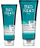 Bed Head By Tigi - Urban Anti-Dotes Set Of 2 - Recovery 2 Shampoo 250ml & Recovery 2 Conditioner 200ml