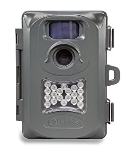 Simmons Whitetail Trail Camera with Night Vision (6MP) by Simmons