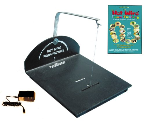 Hot Wire Foam Factory Crafters Scroll Table Set (Hot Wire Foam compare prices)