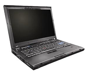 Lenovo ThinkPad T400 14.1 inch Laptop (Intel Core 2 Duo P8700 2.53GHz 2048MB 320GB  WXGA+ TFT DVD±RW Dual ±R LAN WLAN Bluetooth Windows 7 Pro 32-bit with XP RDVD ATI Mobility Radeon HD347