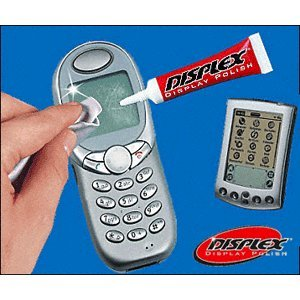 Displex Screen Scratch Remover For Cell Phones Pda Psp!