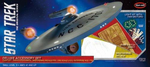 Star Trek 1/350 Tos Enterprise Acces Parts Pack