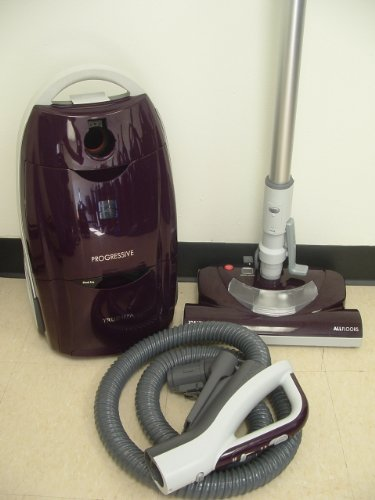 Kenmore Canister Progressive Blueberry 21614