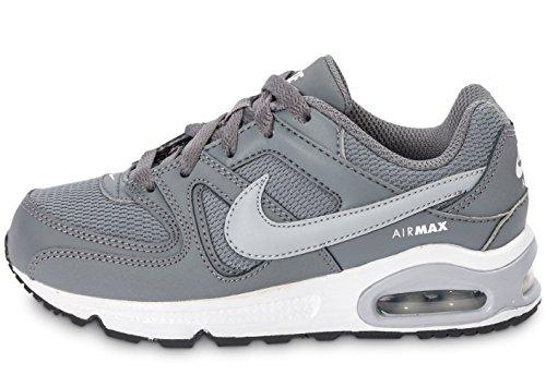 Nike Air Max Command (Ps) Scarpe da Ginnastica, Grigio (Cool Grey/Wlf Gry/Cl Gry/White), 34