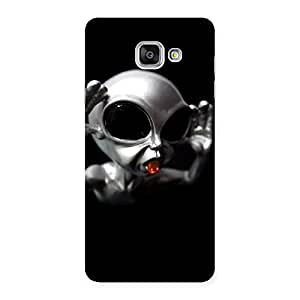 Funny Scare. Back Case Cover for Galaxy A7 2016